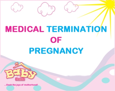 Procedure of medical termination of pregnancy